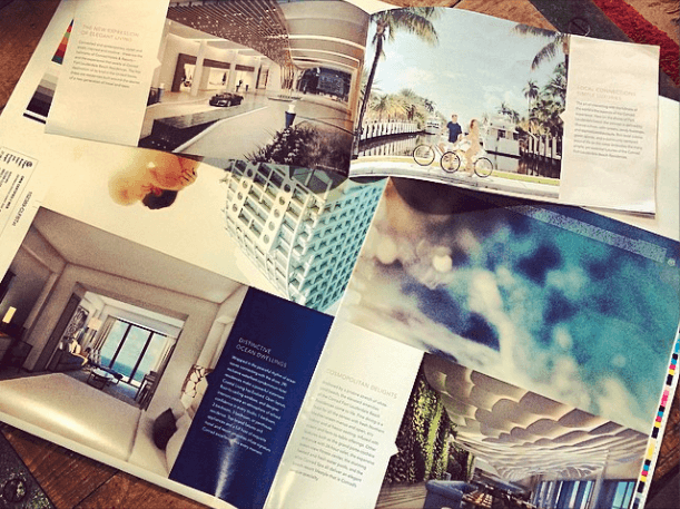 Conrad Beach Residence Sales Brochure