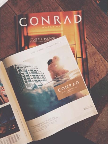 Conrad Beach Residence Ad