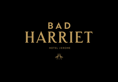 Bad Harriet logo